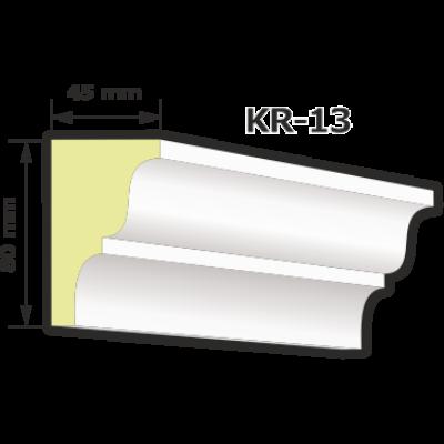 KR-13 rászabott ékkő