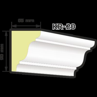 KR-20 rászabott ékkő