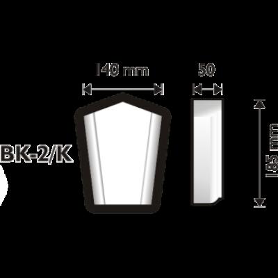 BK-2/K Ékkő