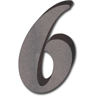 """""""6"""" házszám"""
