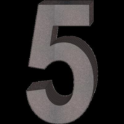 """""""5"""" önálló házszám"""