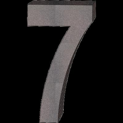 """""""7"""" önálló házszám"""