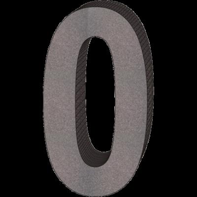 """""""0"""" önálló házszám"""