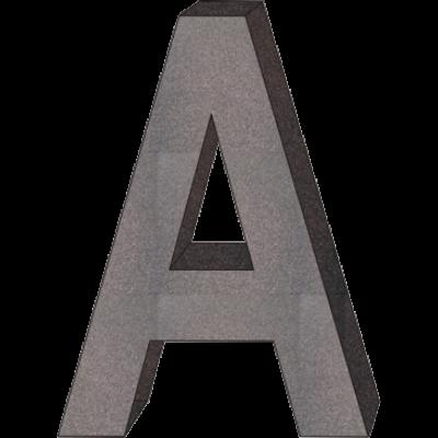 """""""A"""" önálló házszám"""