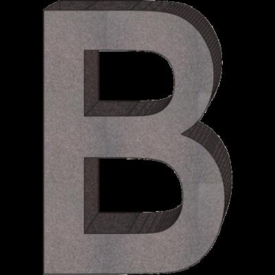 """""""B"""" önálló házszám"""