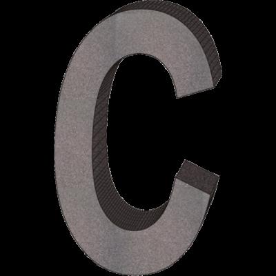 """""""C"""" önálló házszám"""