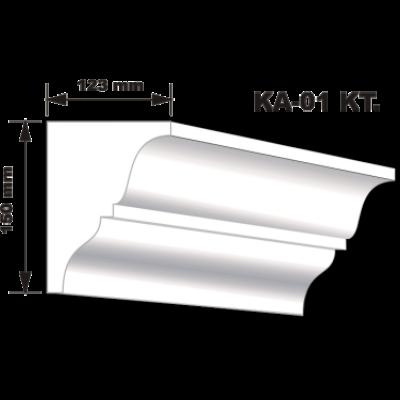 KA-01 Karnistakaró díszléc (200cm)