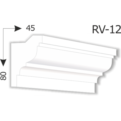 RV-12 Rejtett világítás (200cm)