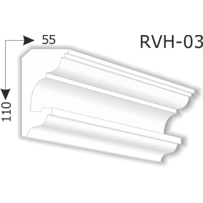 RVH-03 Rejtett világítás (200cm)