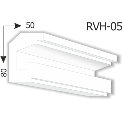 RVH-05 Rejtett világítás (200cm)